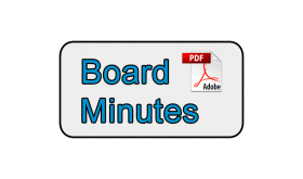 Board Minutes – August 15, 2016