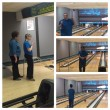 New View Students Practiced Their Bowling Skills
