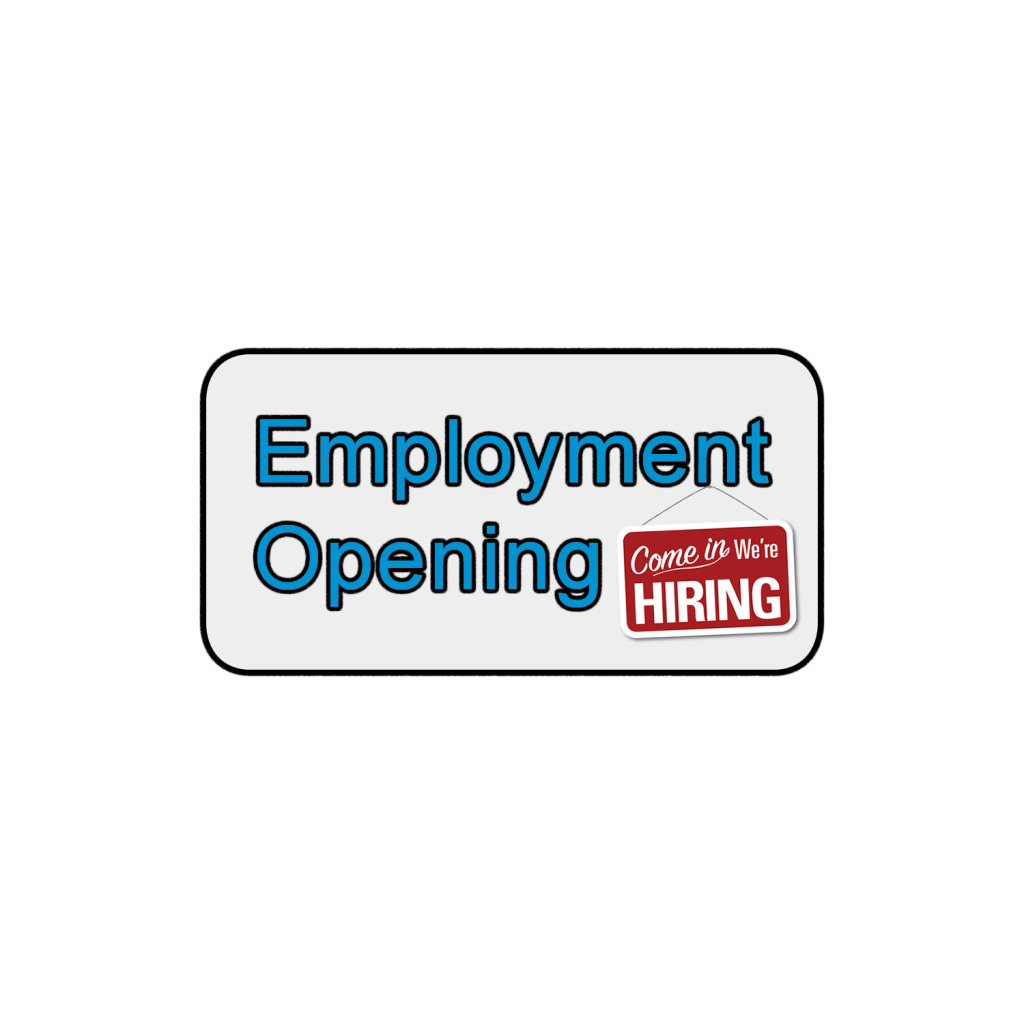 Employment Opening