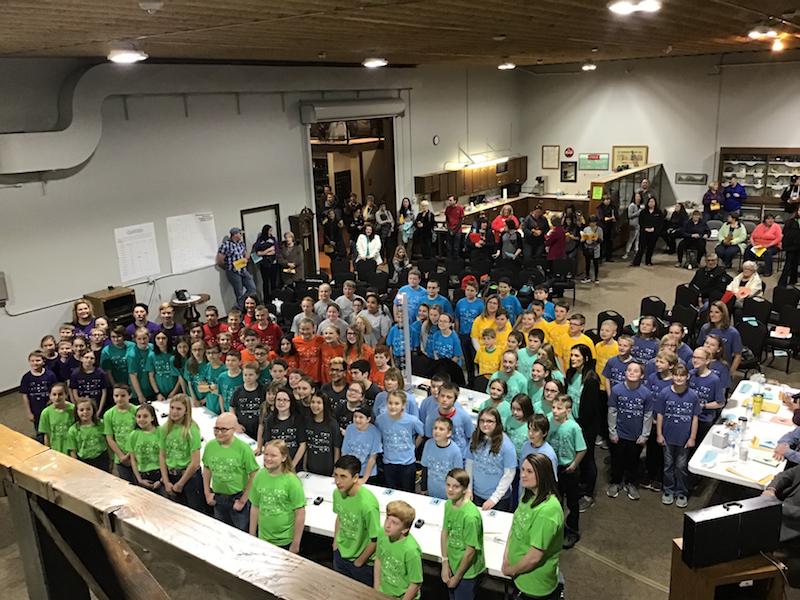 26th Annual Elementary Quiz Bowl - ESU 11