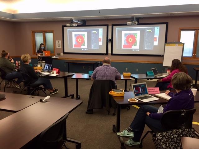 Adobe Photoshop and Illustrator CC Workshop
