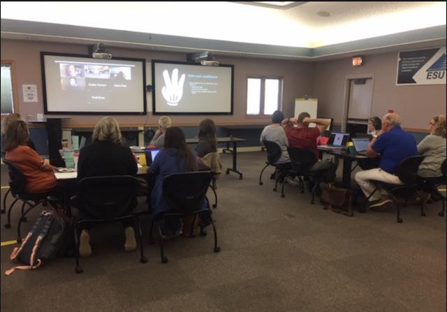 ELA Teachers Learn About Nebraska's Newly Adopted ELA Standards