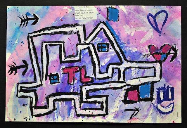Southern Valley Schools Artwork