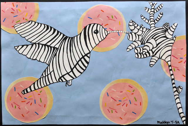 Holdrege Middle School Art